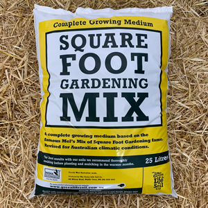 Square Foot Garden Mix 25L Bag