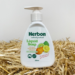 Herbon Liquid Soap pump