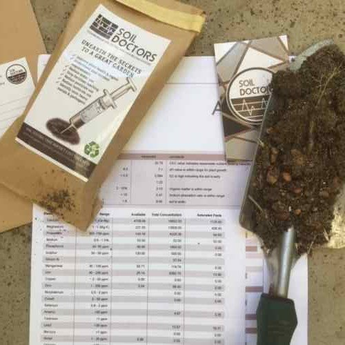 soil doctor kit