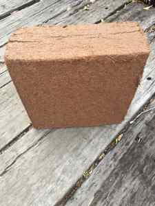 Cocopeat Compressed Block