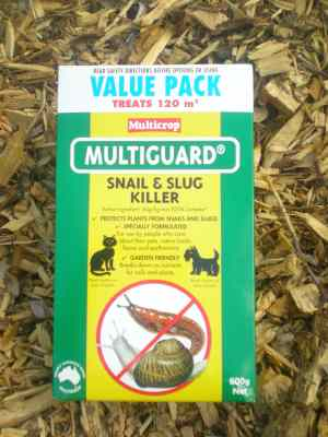 multiguard snail pellets. Black Bedroom Furniture Sets. Home Design Ideas