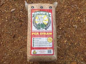 Pea Straw 50L Bag